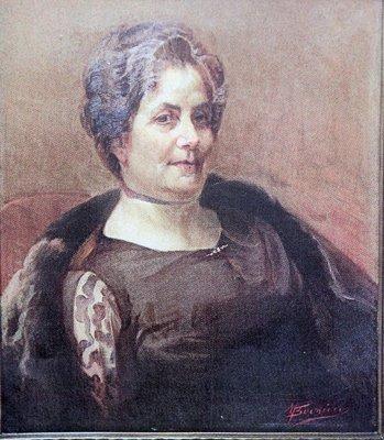 Η Καλλιρρόη Παρρέν (Ρέθυμνο, 1861 – Αθήνα, 15 Ιανουαρίου 1940), το γένος Σιγανού, ήταν δημοσιογράφος λογία και μια από τις πρώτες Ελληνίδες φεμινίστριες