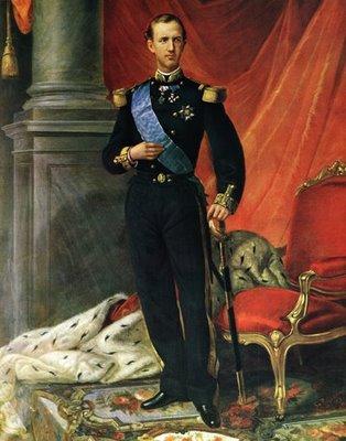 Ο Χριστιανός - Γουλιέλμος - Φερδινάνδος - Αδόλφος - Γεώργιος, ευρύτερα γνωστός ως Γεώργιος Α΄, υπήρξε ο μακροβιότερος βασιλιάς των Ελλήνων, από το 1863 μέχρι το 1913. Ήταν ο δεύτερος κατά σειρά Βασιλιάς της νεότερης Ελλάδας μετά τον Όθωνα και αρχηγός νέου Βασιλικού Οίκου.