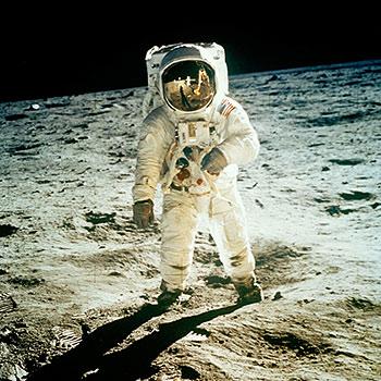 20 Ιουλίου 1969: Ο άνθρωπος στο φεγγάρι