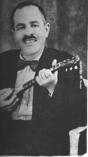 Γιώργος Μπάτης (πραγματικό όνομα: Γιώργος Τσώρος, γνωστός και ως Γιώργος Αμπάτης· Μέθανα, 1885 – 10 Μαρτίου 1967), Ένας από τους πρώτους μουσικούς του ρεμπέτικου