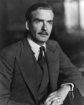 Anthony Eden - Υπουργός Εξωτερικών της Βρετανίας (1940-45)