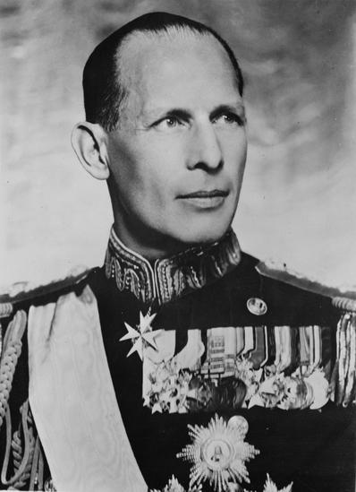 Γεώργιος ο Β΄, βασιλιάς των Ελλήνων