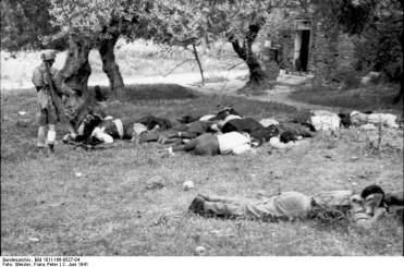 Εκτελεσθέντες κάτοικοι του χωριού Κοντομαρί, Κρήτης
