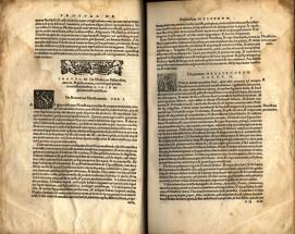 Ένα δείγμα από το χειρόγραφο της Trotula περί Γυναικολογίας (De passionibus mulierum curandarum).