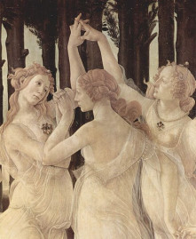 Οι Τρεις Χάριτες, Σάντρο Μποττιτσέλλι (1444/1445 - 1510)