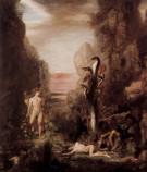 Ο Ηρακλής και η Λερναία Ύδρα, Gustave Moreau, 1826 - 1898