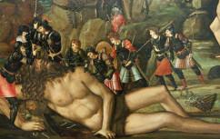 Ο Οδυσσέας τυφλώνει τον Πολύφημο, αρχές 16ου αιώνα, Ιταλία