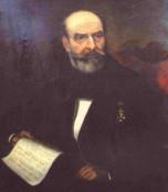 Νικόλαος Χαλικιόπουλος Μάντζαρος (26 Οκτωβρίου 1795 - 12 Απριλίου 1872), Έλληνας συνθέτης, ιδρυτής της μουσικής Επτανησιακής Σχολής