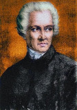 Διονύσιος Σολωμός (8 Απριλίου 1798 - 9 Φεβρουαρίου 1857), ο εθνικός ποιητής των Ελλήνων.
