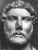 """Πούπλιος Αίλιος Τραϊανός Αδριανός (24 Ιανουαρίου 76 - 10 Ιουλίου 138), Ρωμαίος αυτοκράτορας κατά τα έτη 117–138, καθώς επίσης στωικός και επικούρειος φιλόσοφος. Αποτελεί τον τρίτο από τους λεγόμενους """"Πέντε Καλούς Αυτοκράτορες""""."""