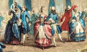 Γάλλοι αριστοκράτες, 1774 - Antoin Jean Duclos, Γάλλος ζωγράφος (1742-1795)