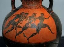 Δρομείς των Παναθηναίων, περ. 530 π.Χ.