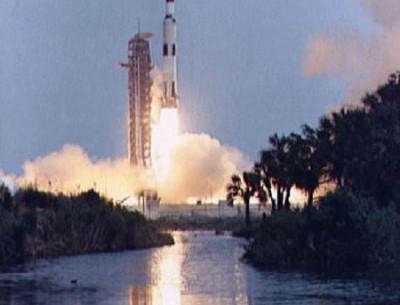 Απόλλων 13: Η στιγμή της εκτόξευσης