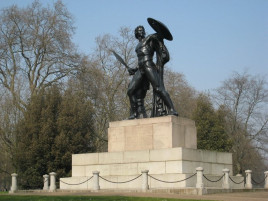 Αχιλλέας, Hyde Park, Λονδίνο
