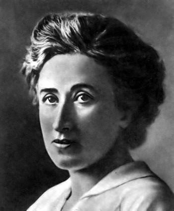 Πορτραίτο της Rosa Luxemburg