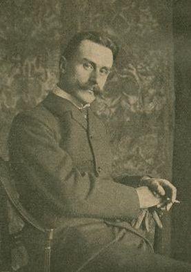Φωτογραφία του Τόμας Μαν στην αρχή της συγγραφικής καριέρας του