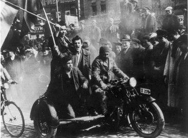 Αντιαξονικές διαδηλώσεις στο Βελιγράδι, μετά το πραξικόπημα της 27ης Μαρτίου
