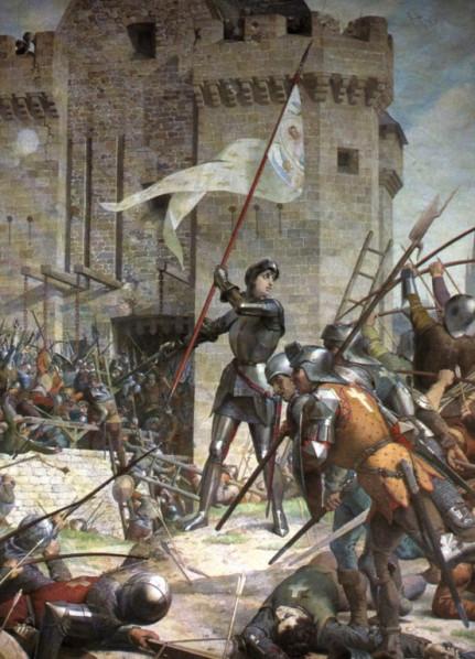 Η Ιωάννα της Λωραίνης, η «παρθένος της Γαλλίας» (1412-1431)