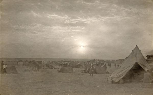 Ανατολή στην Αλμυρά Έρημο, (Συλλογή Δημήτρη Μαυρίδη)