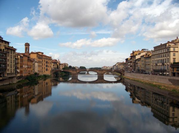 Άποψη της Φλωρεντίας (φωτογραφικό αρχείο Κ. Κοφφινά)
