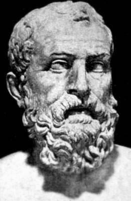 Ρωμαϊκή προτομή του Σόλωνα