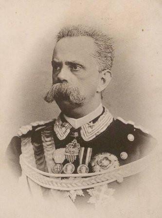 Ο δολοφονημένος Ιταλός βασιλιάς Ουμπέρτο Α'