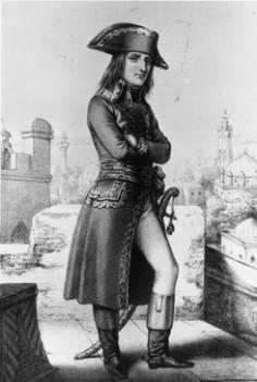 Ο Ναπολέων Βοναπάρτης με την στολή των Γρεναδιέρων της Φρουράς (Hulton Archive/Getty Images)