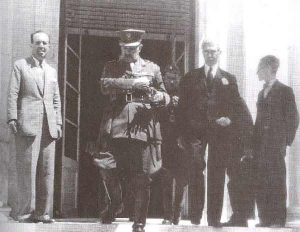 Τσολάκογλου, ο πρώτος κατοχικός πρωθυπουργός