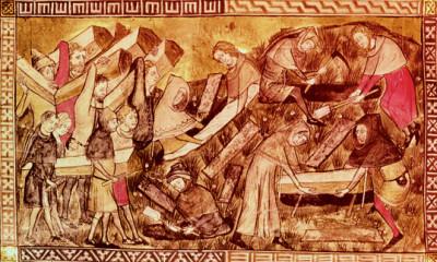 Η επίδραση του Μαύρου Θανάτου στην τέχνη ήταν καταλυτική τον Μεσαίωνα